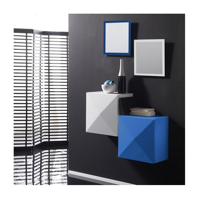 Bonitos espejos decorativos un recibidor a juego para ti for Espejos de diseno para recibidor