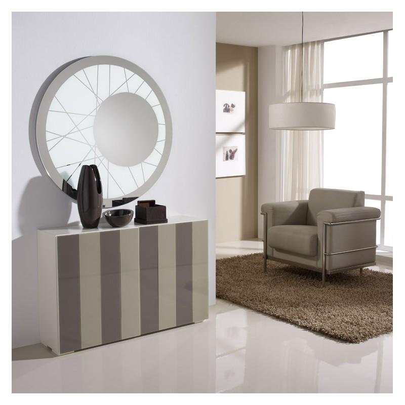 Taquillones para todos espejos decorativos recibidores for Zapateros para entradas