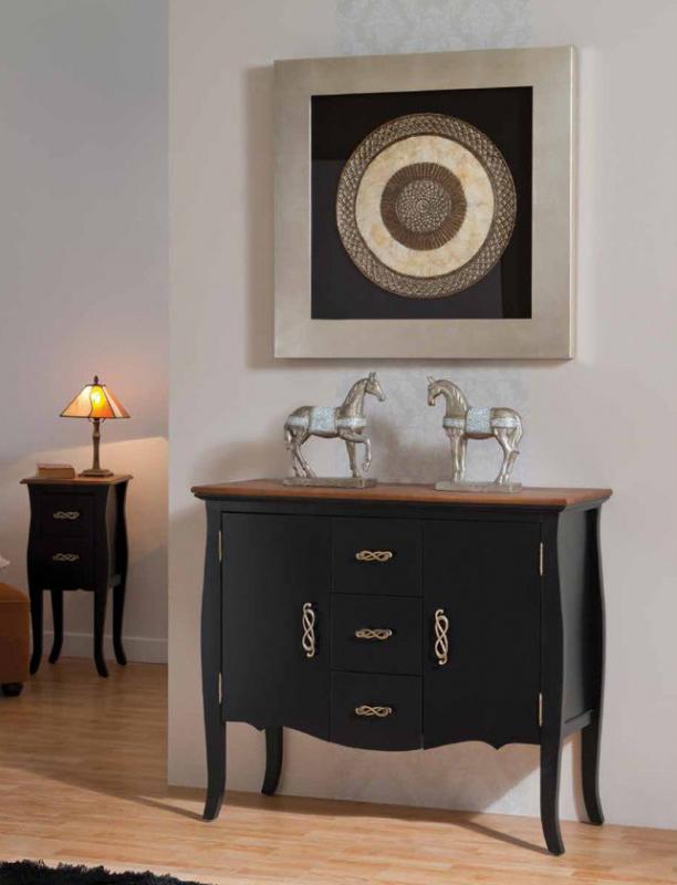 Recibidores cl sicos nicos y elegantes espejos for Espejos decorativos plateados