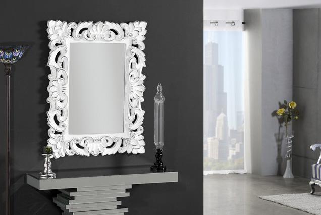 Espejos vintage una gran elecci n espejos decorativos - Espejos de resina ...