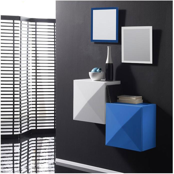 Recibidor nico espejos decorativos recibidores - Recibidor diseno ...