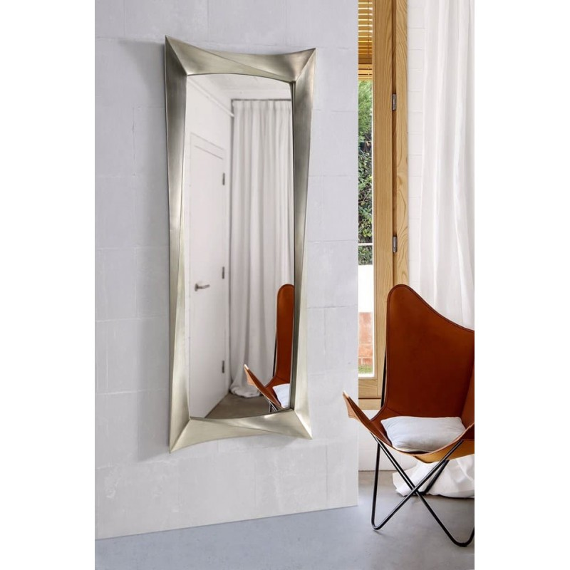 Espejos dis arte calidad y elegancia espejos for Espejo plateado grande