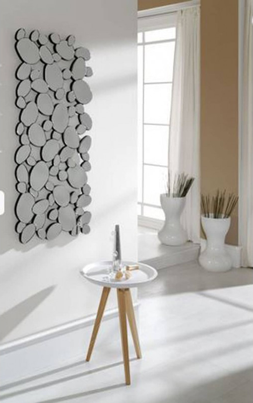Espejos decorativos de pared un espejo vestidor de for Ver espejos decorativos