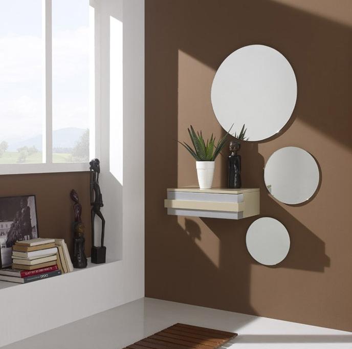 Espejos decorativos modernos los espejos espejos formas for Espejos decorativos modernos
